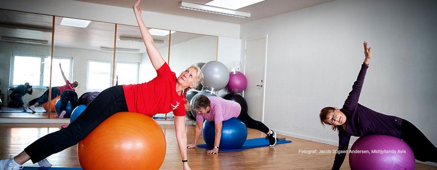 Lokal fysioterapeut kæmper for knoglerne