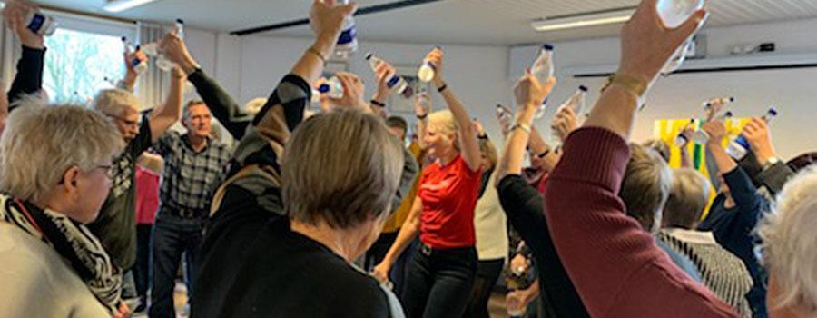 Kurser for frivillige i ÆLDRESAGEN – 'STÆRK KROP -hele livet'